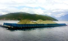 260'X72'X16' 6000 tonnes