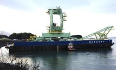260'X72'X16' 5800 tonnes