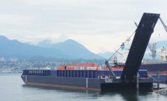 240'X58'X14' 3800 tonnes